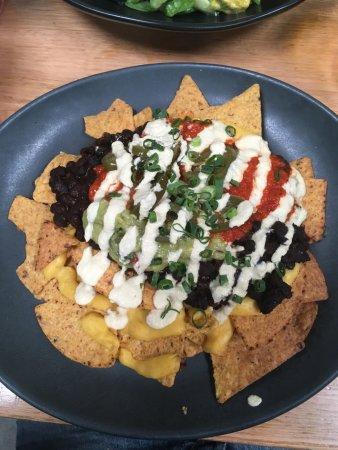 Fitzroy, Australia: Tasty Tortilla chip nachos