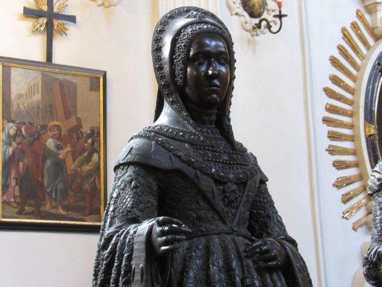 Hofkirche: Margaret of Austria