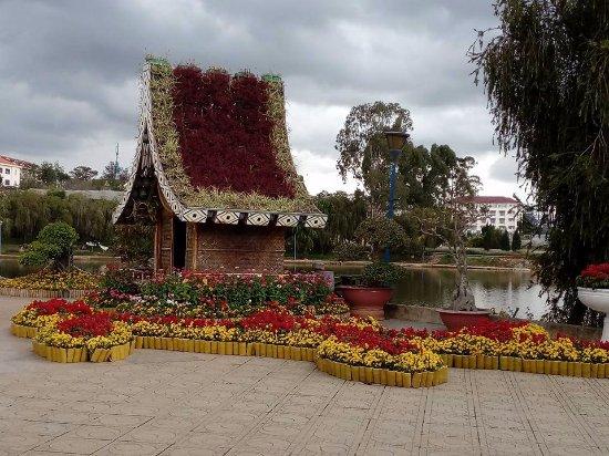 Công viên hoa Đà Lạt