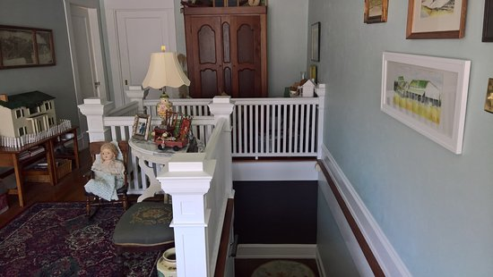2nd Floor Landing Picture Of Spencer House Bed And Breakfast Waco Tripadvisor