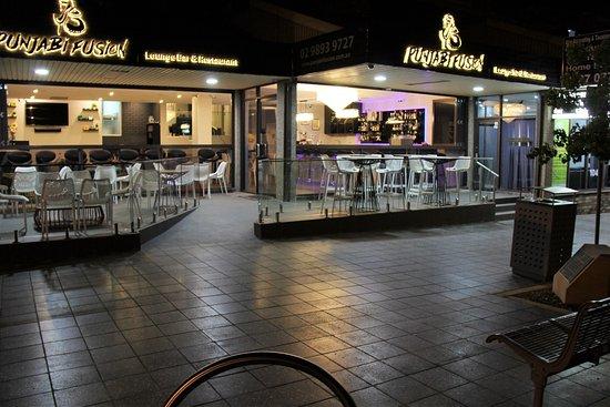 Wigram Street Harris Park Restaurants