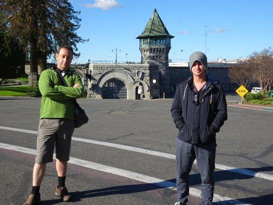 Folsom, CA: 2 new inmates lol