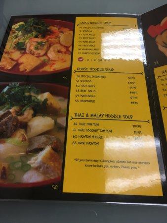 Malaysian Restaurant Calgary