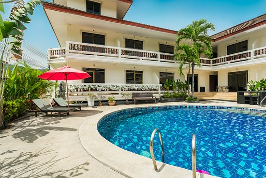 Tropical Palm Resort-billede