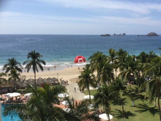 Emporio Ixtapa: Awesome view from the 5th floor