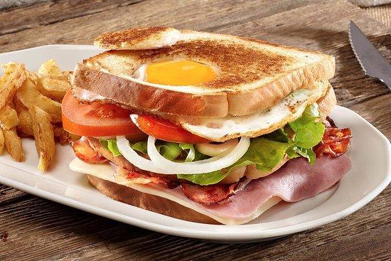 Posada de Llanes, Spagna: Sandwich Córner