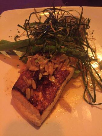 Santo Coyote: Sensationally Cooked Salmon Dish