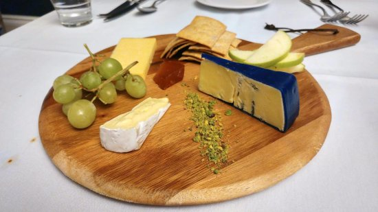 Quamby Estate: Cheese plate