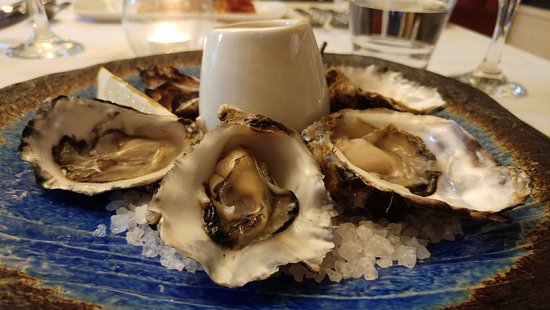 Quamby Estate: Oysters