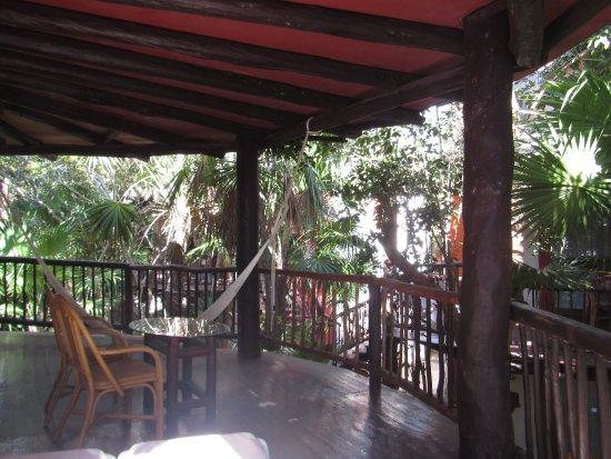 Bel Air Collection Xpu Ha Riviera Maya: terraza de la habitación (507)