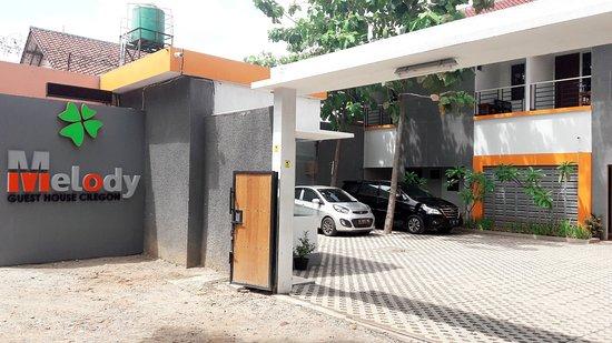 Cilegon, Индонезия: Main Gate