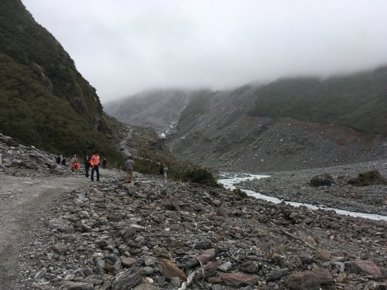 Fox Glacier, Yeni Zelanda: photo0.jpg