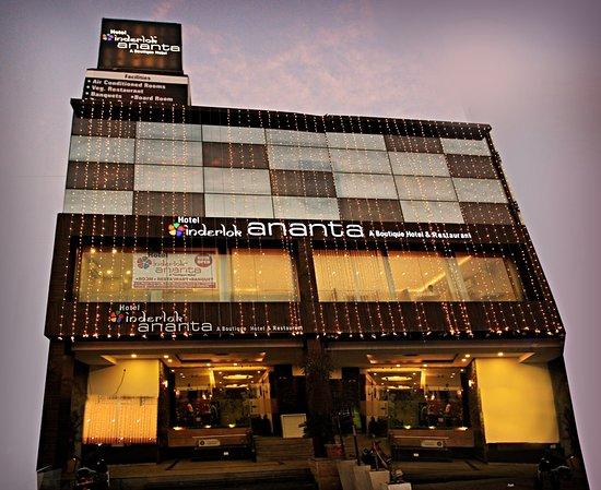 Hotel Inderlok Ananta