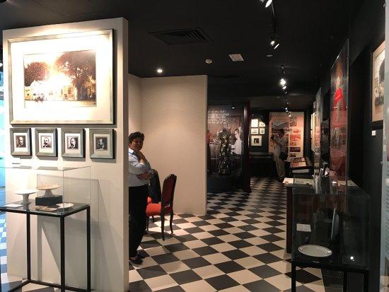 Eastern & Oriental Hotel: 旅館歷史展示室