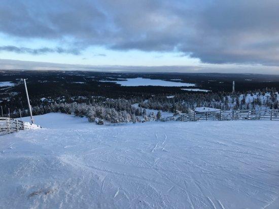 Kuusamo, Finlândia: Family-friendly slopes
