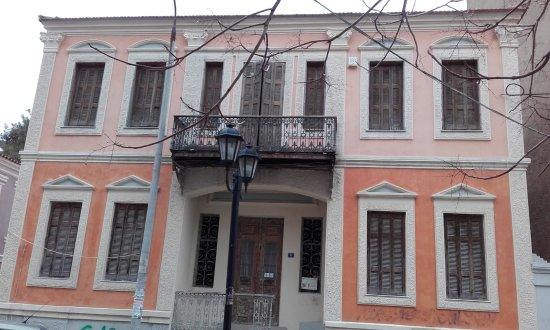 Building at 6 Tsanaklis Street (Mansion Eliades)