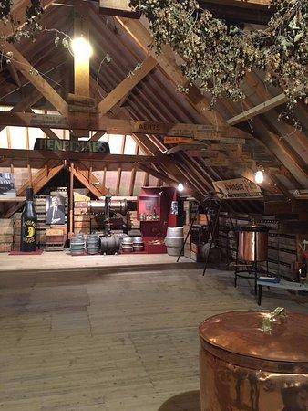De Halve Maan Brewery : The older parts