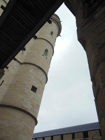 Vincennes, França: Veduta dall'interno