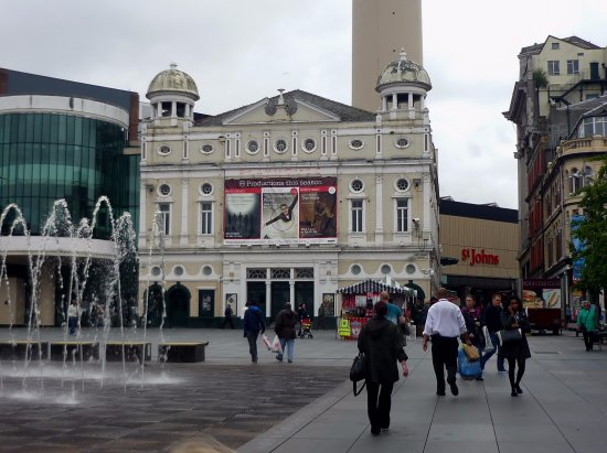 Playhouse Theatre, Liverpool