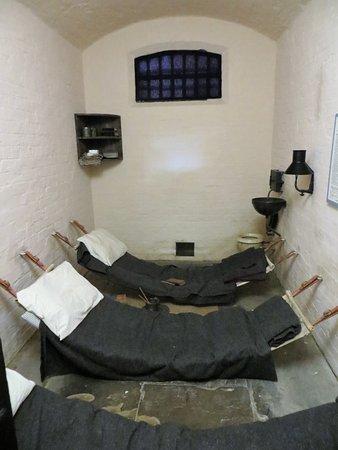 lincoln castle prison cell interior picture of lincoln castle