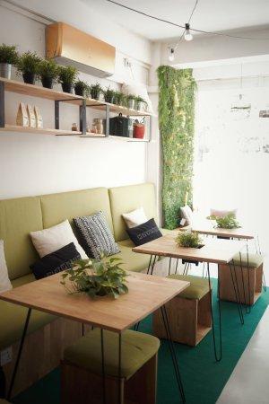 Nourish Cafe