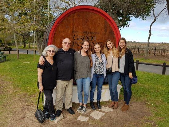 Camps Bay, Sør-Afrika: Constantia, USA family, Wine tastings