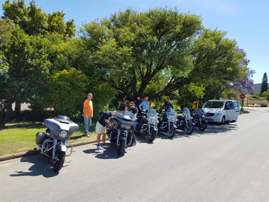 Camps Bay, Güney Afrika: 2016 Harley Tour, Route 62  (600km)