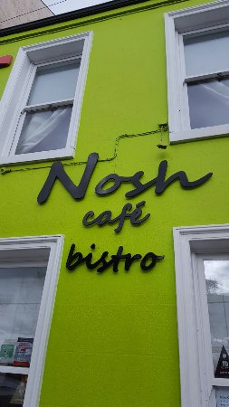 Ardee, Ierland: NOSH Cafe Bistro