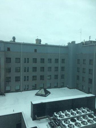 Park Inn by Radisson Meriton Conference & Spa Hotel Tallinn: Maisema hotellihuoneesta