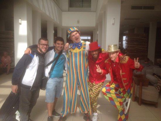 دي بي سيبانك ريزورت سبا: Carnival!
