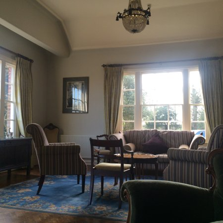 Goldstone Hall Hotel : Amazing place to rest in country side