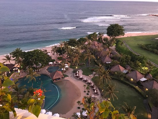 Hilton Bali Resort: View from the Observation Tower