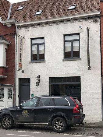 Wevelgem, Belgien: Gevel
