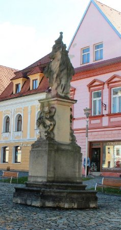 Statue of St. Florian