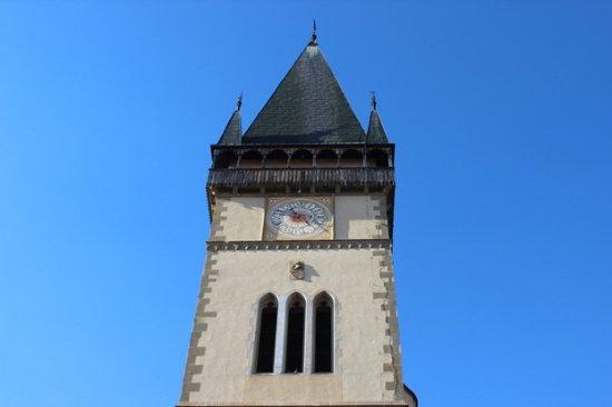 St. Egidius Basilica : Campanile