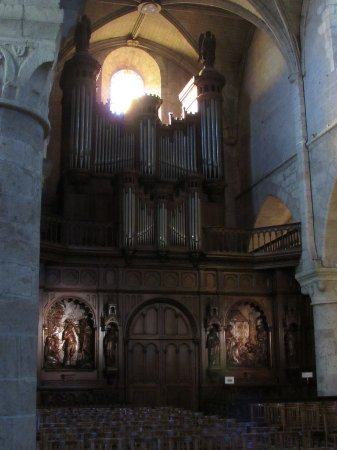 Beaugency, France: orgue