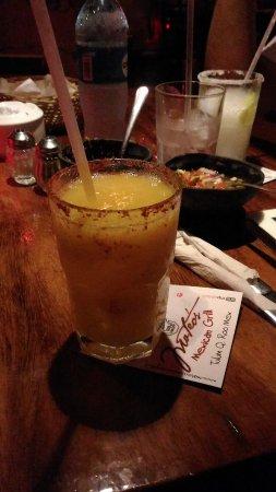 Mateo's Mexican Grill: Cena al Mateo's
