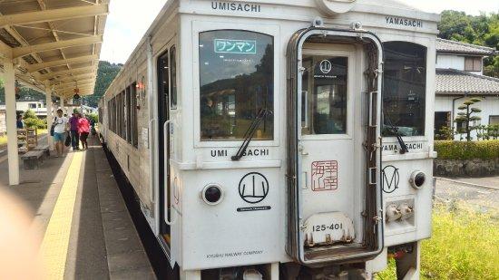 Nichinan, Japan: 火車外觀