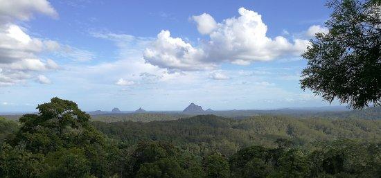 Maleny, Australia: The view available from one of the lookouts