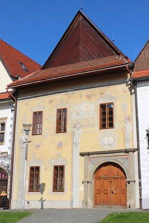 Bardejov, Slovakia: La facciata