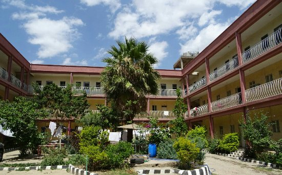 Africa Hotel Aksum