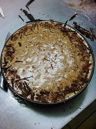 Sheffield, Australia: Double Mocha Cheesecake