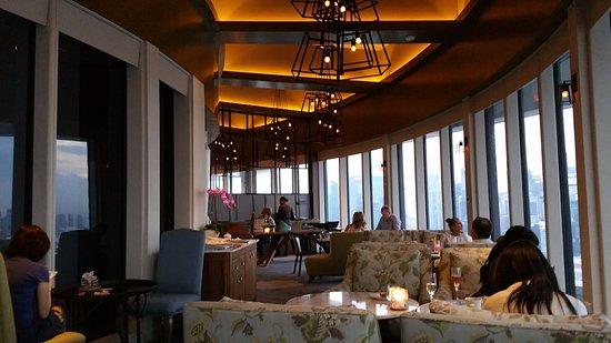 Pan Pacific Singapore: Club Lounge