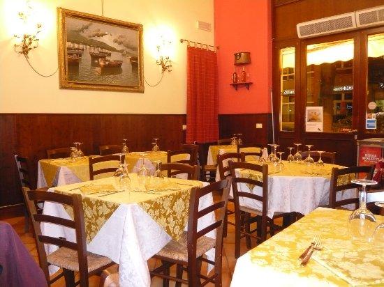 Kliko Ristorantino Da Giuseppe: Interior of Kliko Restaurant