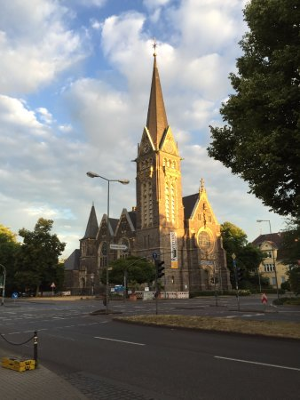 Giessen, Germany: Katedral