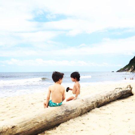 Jureia Beach: Praia Juréia
