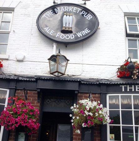 The Market Pub: Exterior of the Pub