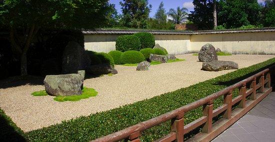 Hamilton, New Zealand: japanese garden