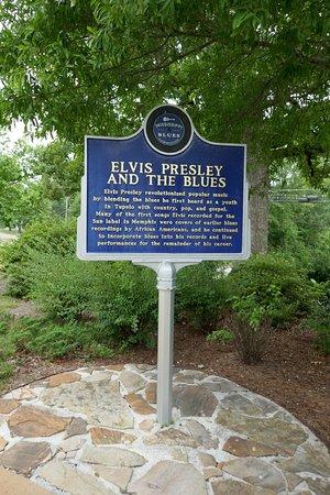 Elvis Presley Birthplace & Museum: Elvis Presley Birthplace, Tupelo MS, June 2016