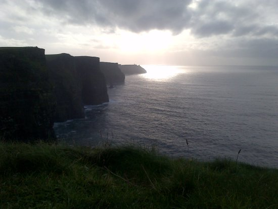 Corofin, Ιρλανδία: The Burren, Cliffs of Moher